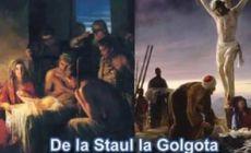 De la staul la Golgota