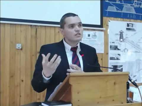 Paul Utiu Isus Domn al Pacii si al Vietii 25.12.2019 Cluj