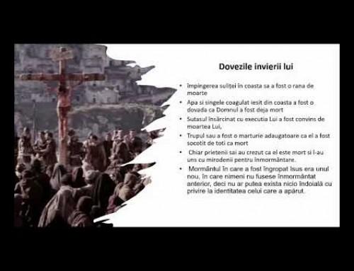Martorii Învierii lui Isus Christos – Dan Beard – Convenția Chicago 03.01.2021