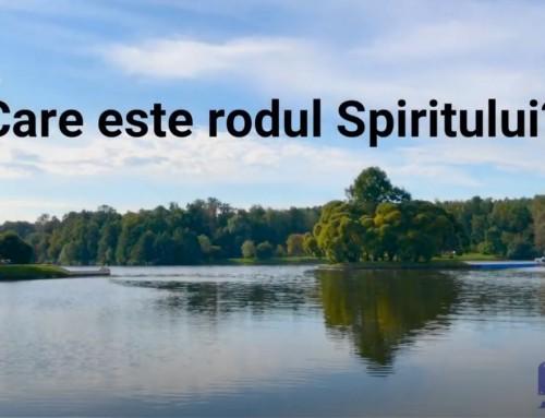 Raspunsuri Biblice – Biblia raspunde la intrebari: Roadele spiritului
