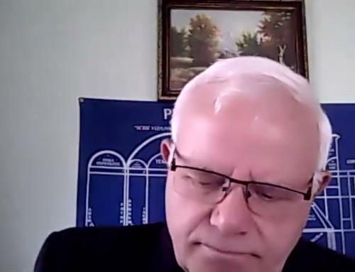 Chemarea evanghelica numai pentru pacatosi – Ioan Neagomir – 30.05.2021