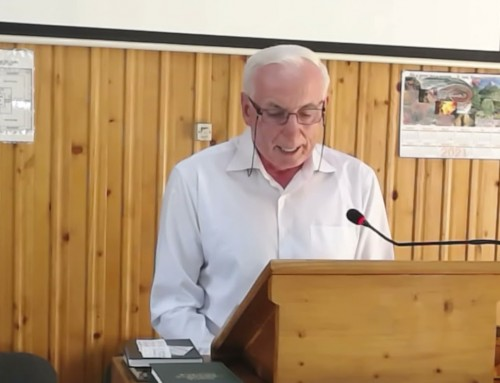 Biserica din Sardes – Cornel Brie – 18.07.2021 Cluj