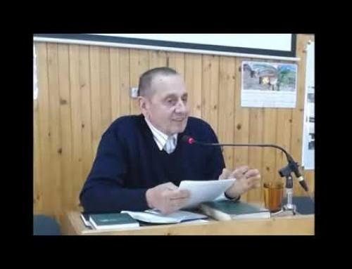 Aruncati asupra Lui toate ingrijorarile – Nicolae Lugigan – 03.10.2021 Cluj