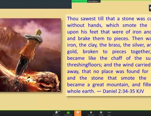 Daniel 2:44 – Fr. Robert Bennett Conventia Colorado 02.10.2021